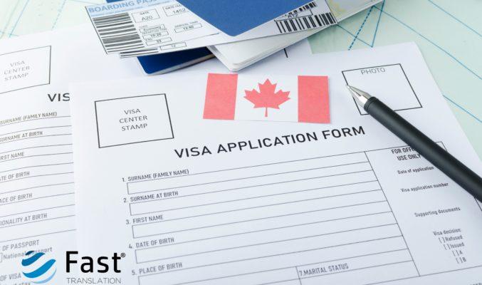 tradução juramentada canadá aprovada