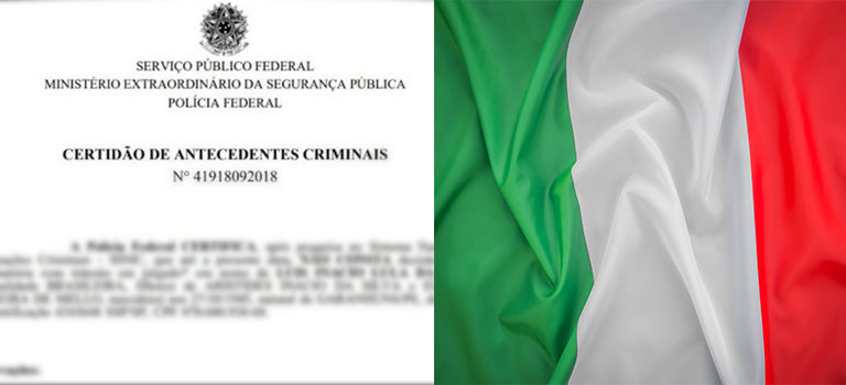 exemplo-traducao-juramentada-antecedentes-criminais-italiano